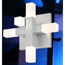 Connetix 5 Light Wall Sconce