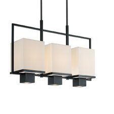 Metro 3 Light Pendant