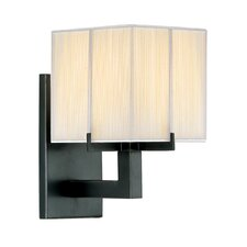 <strong>Sonneman</strong> Boxus Short 1 Light Wall Sconce