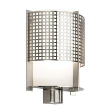 <strong>Sonneman</strong> Pool Single 1 Light Wall Sconce