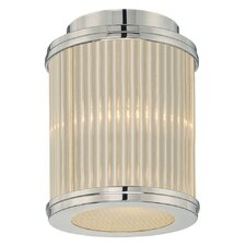 Rivoli 1 Light Semi Flush Mount