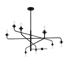 <strong>Sonneman</strong> Atelier 8 Light Pendant