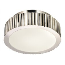 Paramount 2 Light Semi Flush Mount