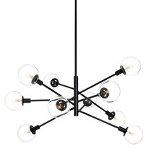 <strong>Sonneman</strong> Orb 10 Light Pendant