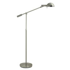 Dome Boom Arm Floor Lamp