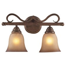 <strong>Elk Lighting</strong> Lawrenceville 2 Light Vanity Light