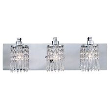 Optix 3 Light Bathroom Vanity Light