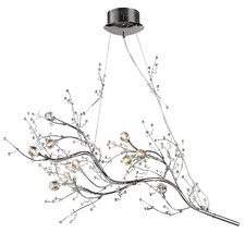 Viviana Collection 10 Light Chandelier