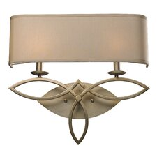 Freeport 2 Light Wall Sconce