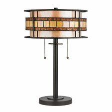 "Annondale 14"" H Table Lamp with Empire Shade"
