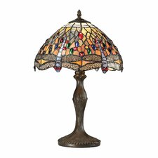 "Dragonfly 19"" H Table Lamp"