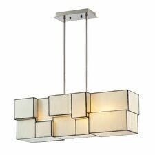 <strong>Elk Lighting</strong> Cubist 4 Light Chandelier