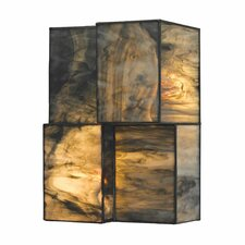 Cubist 2 Light Wall Sconce