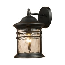 Madison 1 Light Outdoor Wall Sconce