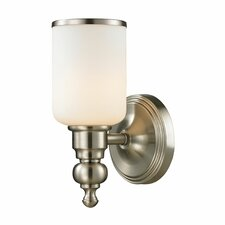 Bristol 1 Light Bath Vanity Light