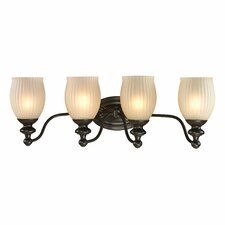 <strong>Elk Lighting</strong> Park Ridge 4 Light Bath Vanity Light