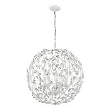 Circeo 5 Light Globe Pendant