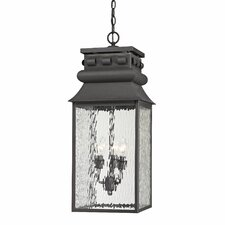 Forged Lancaster 3 Light Outdoor Pendant