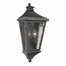 <strong>Elk Lighting</strong> Forged Camden 2 Light Outdoor Wall Sconce