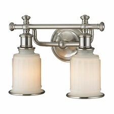 <strong>Elk Lighting</strong> Acadia 2 Light Bath Vanity Light