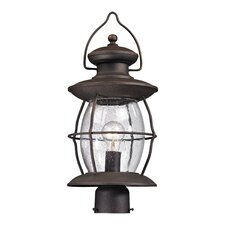 1 Light Outdoor Post Lantern