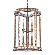 <strong>Elk Lighting</strong> Montclare 6 Light Foyer Pendant