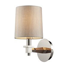 Jorgenson 1 Light Wall Sconce