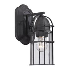 Rowland 1 Light Outdoor Wall Sconce