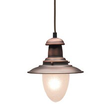 <strong>Elk Lighting</strong> Railroad 1 Light Mini Pendant