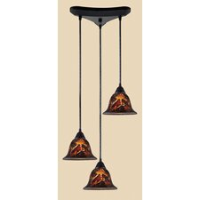 Firestorm 3 Light Pendant