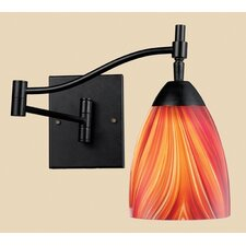 <strong>Elk Lighting</strong> Celina Swing Arm Wall Sconce