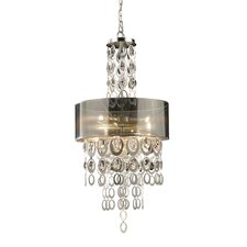 <strong>Elk Lighting</strong> Parisienne 3 Light Drum Pendant