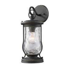 Farmstead 1 Light Outdoor Wall Lantern