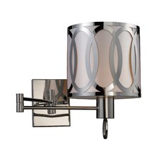 <strong>Elk Lighting</strong> Anastasia Swing Arm Wall Sconce