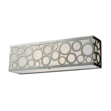 <strong>Elk Lighting</strong> Retrovia 2 Light Bath Bar