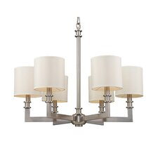 <strong>Elk Lighting</strong> Seven Springs 6 Light Chandelier