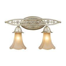 Trump Home Central Park Chelsea 2 Light Vanity Light