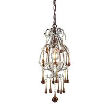 Opulence 1 Light Pendant
