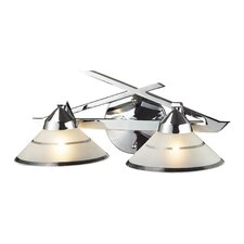 <strong>Elk Lighting</strong> Vuelta 2 Light Wall Sconce