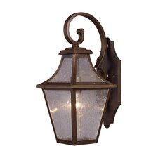 Washington Avenue 1 Light Outdoor Wall Lantern