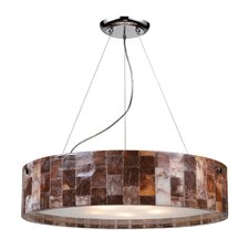 Freeport 5 Light Drum Pendant