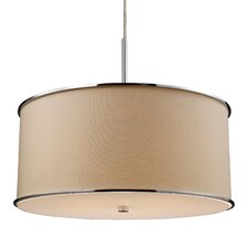 Fabrique 5 Light Drum Pendant
