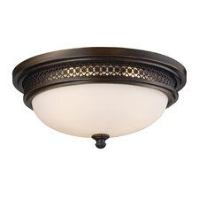 Flush Mount 3 Lights