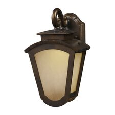 <strong>Elk Lighting</strong> Porter 2 Light Outdoor Wall Lantern