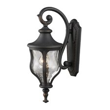 Grand Aisle 1 Light Mini Outdoor Wall Lantern