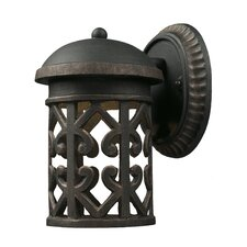 Vuelta 1 Light Outdoor Wall Lantern