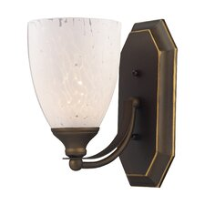 <strong>Elk Lighting</strong> 1 Light Wall Sconce