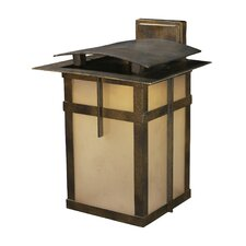 <strong>Elk Lighting</strong> San Fernando 2 Light Outdoor Wall Lantern