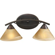 <strong>Elk Lighting</strong> Elysburg 2 Light Vanity Light