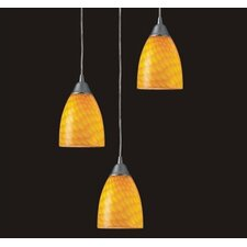 Arco Baleno 3 Light Pendant